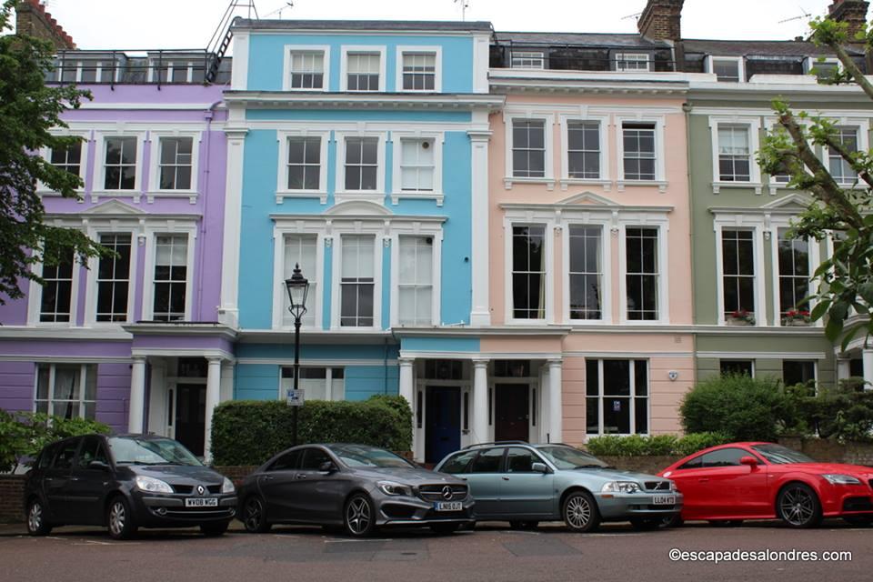 Primrose Hill Houses