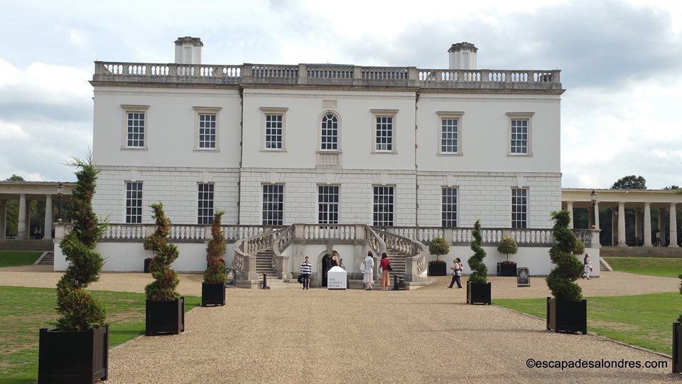 Queen house greenwich london