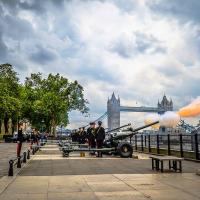 Royal Gun Salutes©Adrian Snood