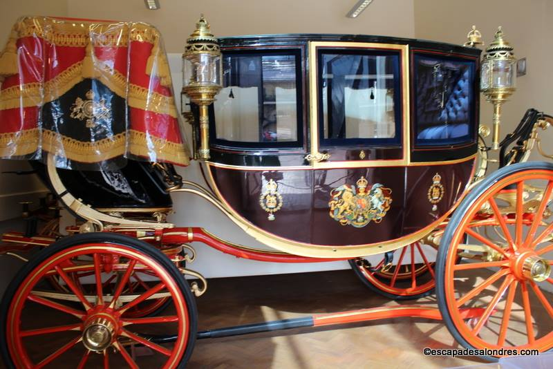 Royal Mews Buckingham Palace