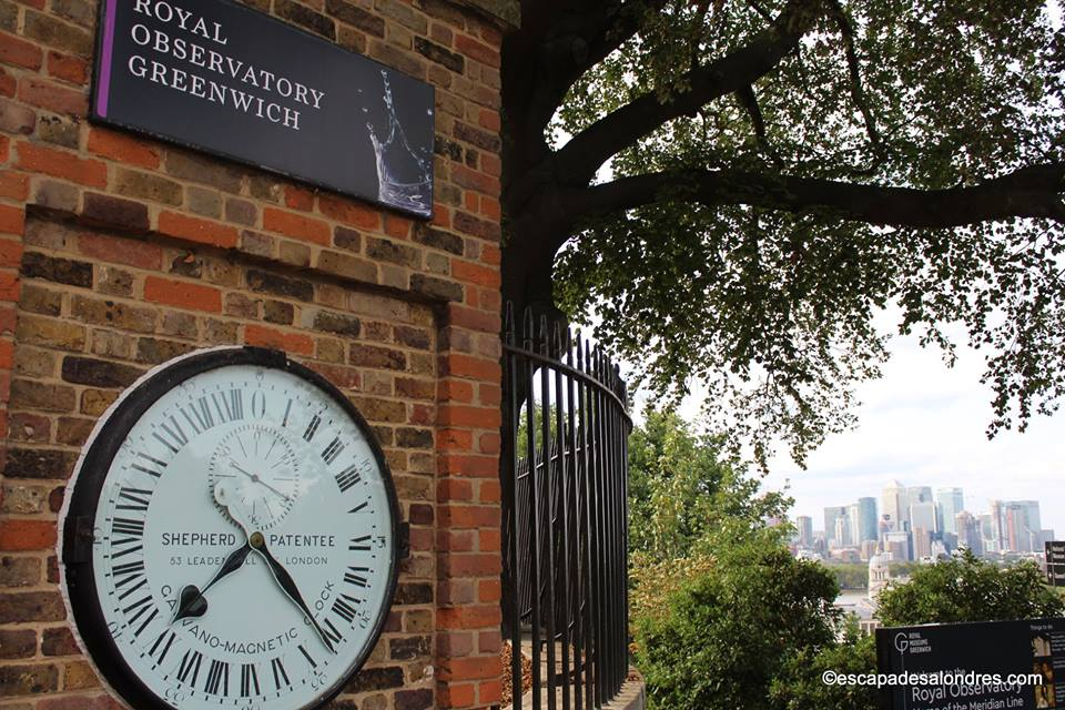 Royal observatory of greenwich london