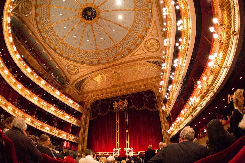Royal Opera House©Norio nakayama