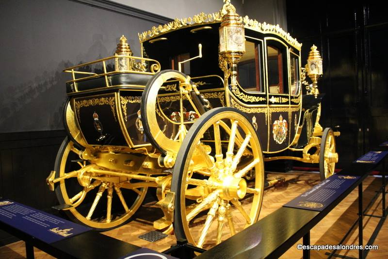 The Royal Mews une visite au cœur des Écuries royales