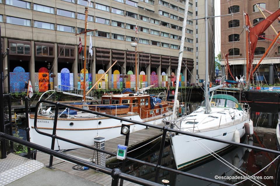 Saint katharine docks