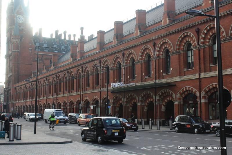 Saint Pancras London