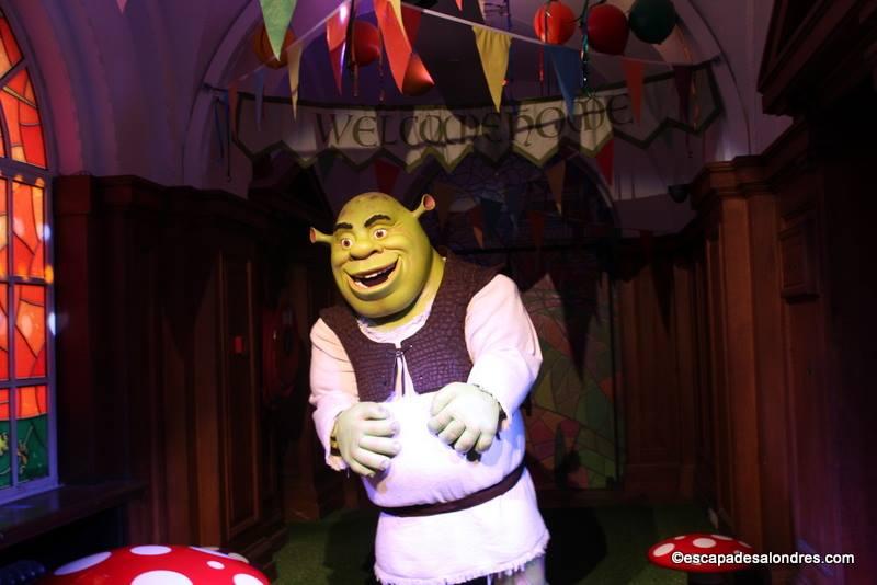 Destination Far Far Away Shrek's Adventure London