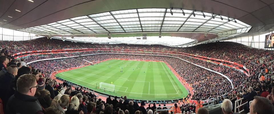 Stadium emirates arsenal london