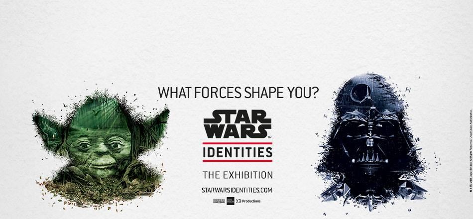 Star wars identities o2 arena London