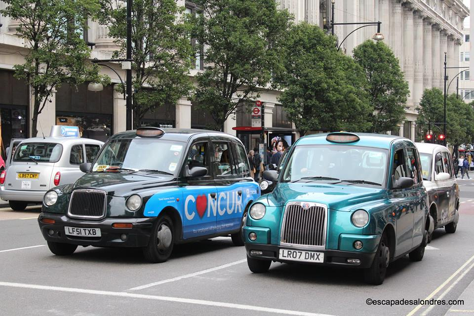 Taxi London