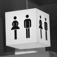 Toilettes publiques londres