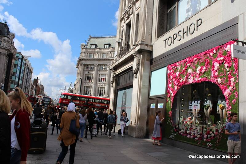 Le personal shopping de topshop sur oxford street - Bon plan shopping londres ...