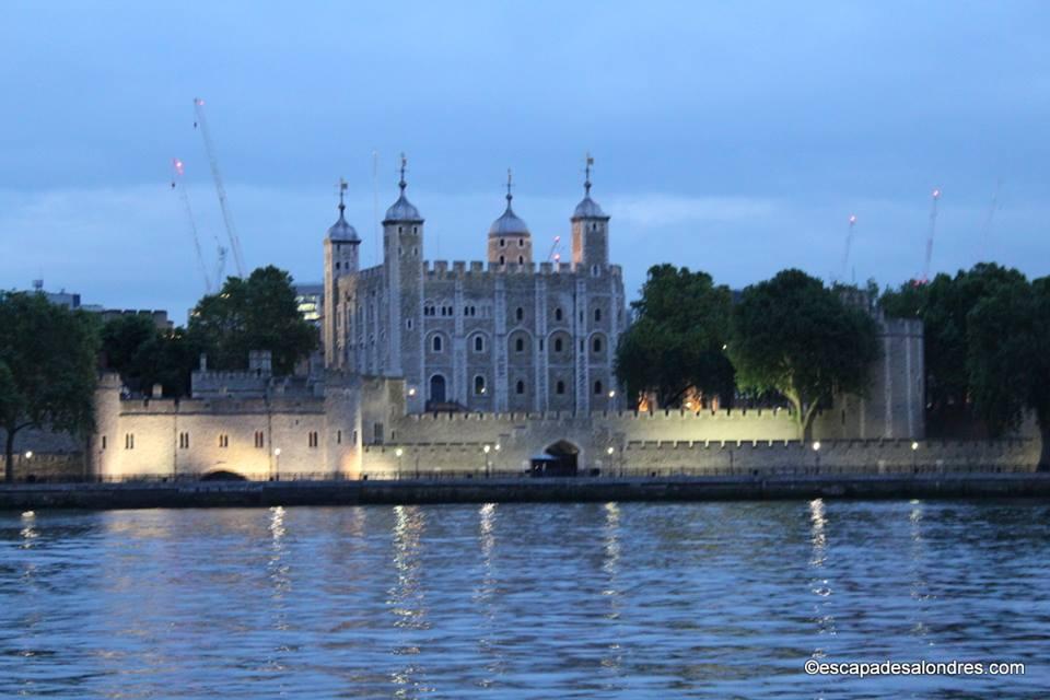 Tour de Londres : Visite d'une forteresse médiévale