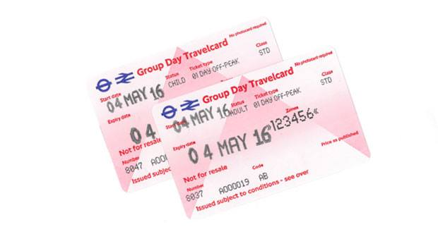 Group Travel Card 100