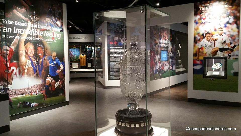 Twickenham Stadium world rugby museum