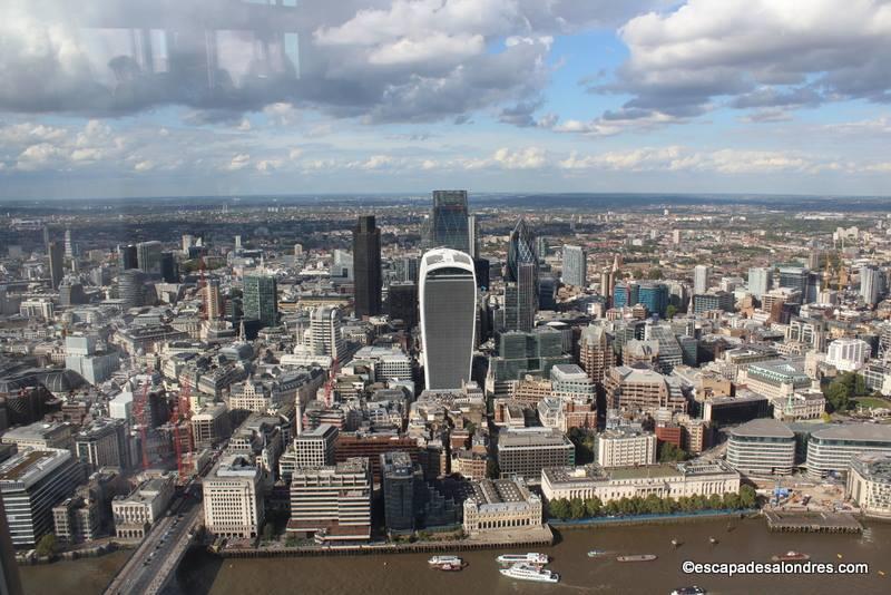 Londres là haut