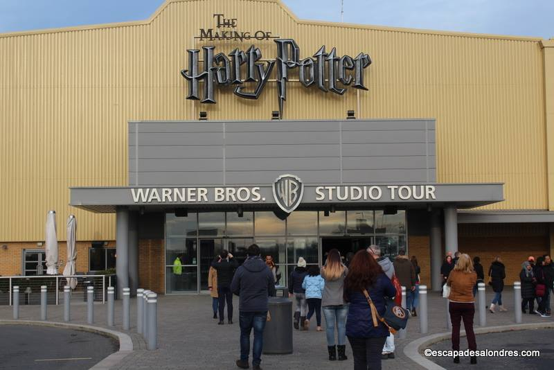 Une visite au Warner Bros studio Harry Potter tour de Leavesden