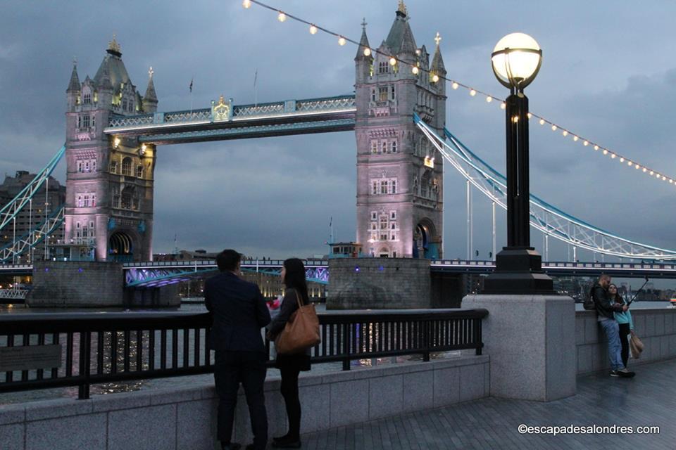 Week end london