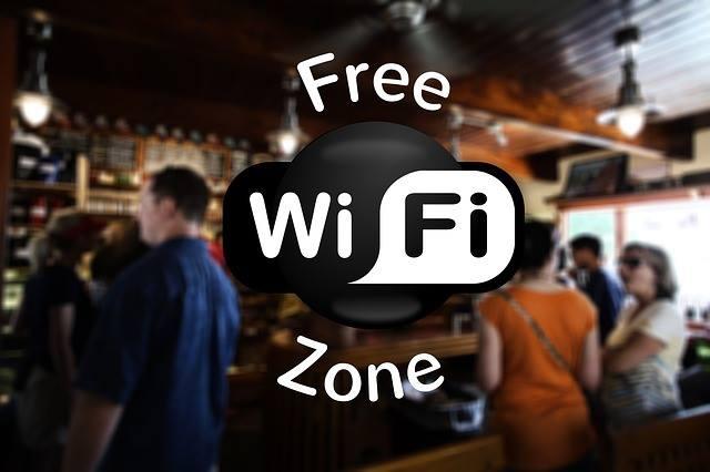 Restez connecté grâce au Wifi Gratuit à Londres