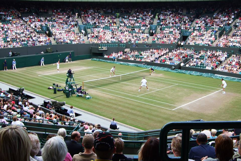 Comment assister à un match de tennis du tournoi de Wimbledon ?