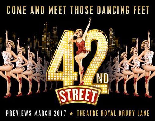42 street dancing