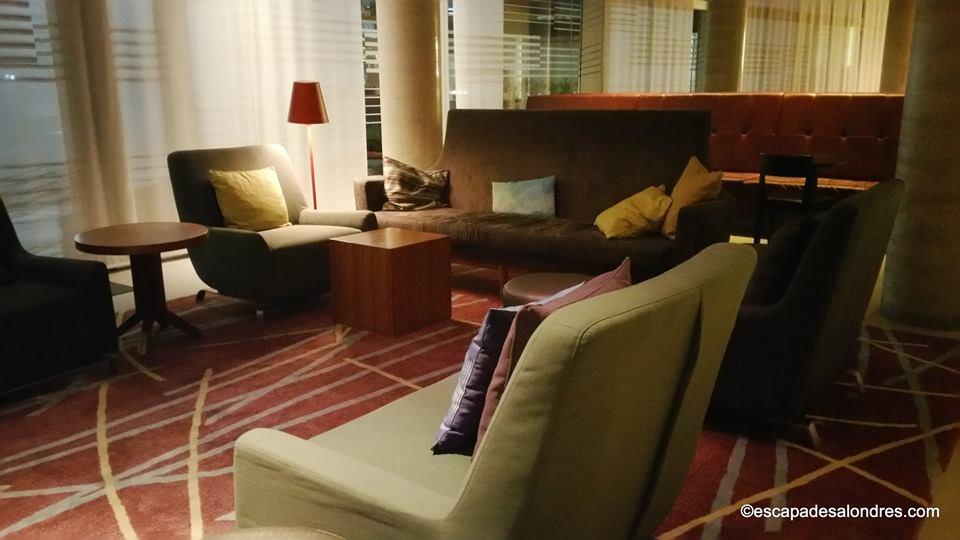 Aloft hotel londres