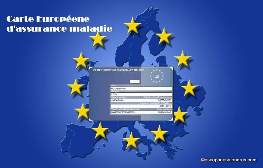 Assurance maladie Européenne