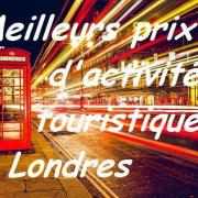 Attractions londres n