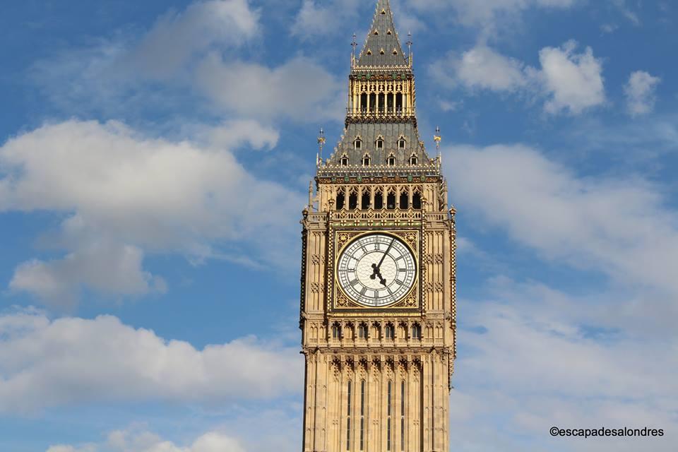 Big ben elizabeth tower