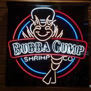 Bubba gump shrimp co restaurant londres
