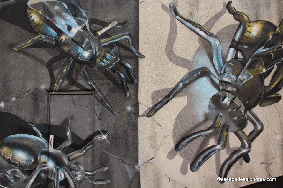 Camden Street Artist Fanakapan