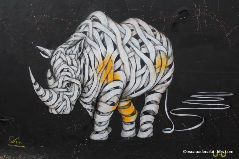 Camden Street Artist Otto Schade