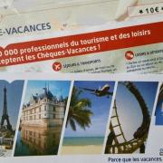 Cheques vacances ancv