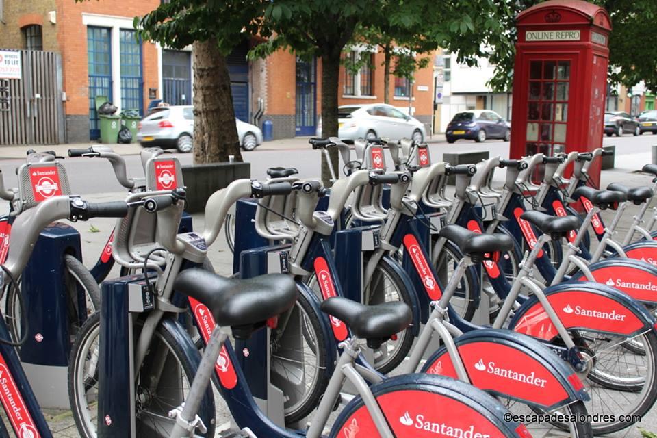 City bike london