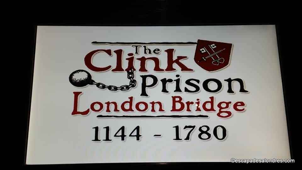 Clink prison museum 21