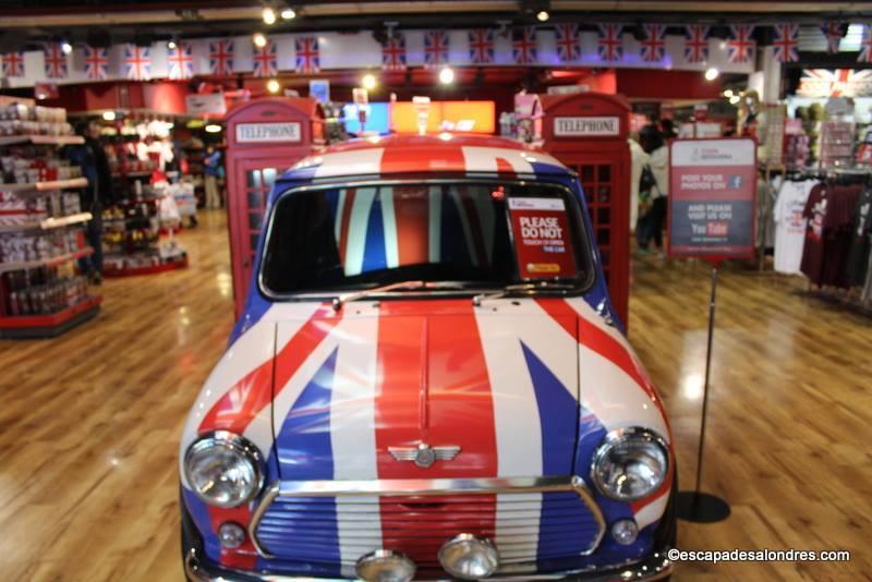 Cool Britannia escapadesalondres.com