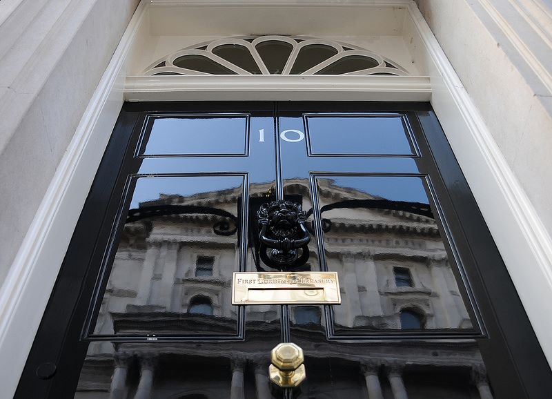 Downing street©Number 10
