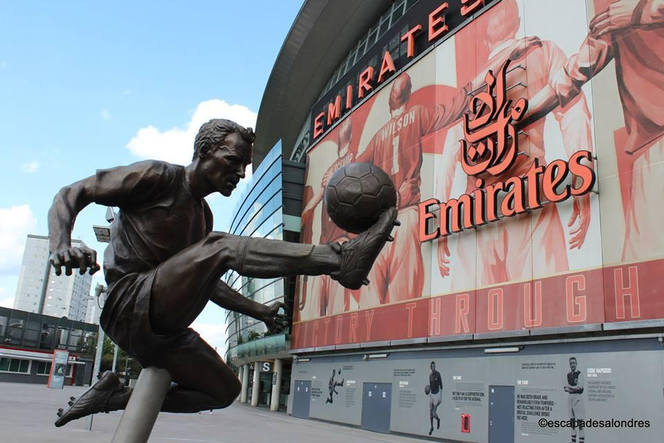 Emirates stadium arsenal londres