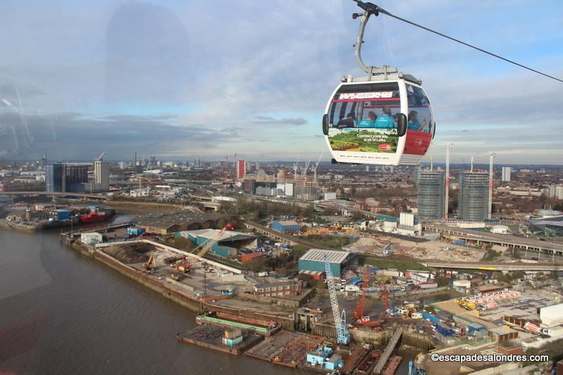 Emirates Air Line Cable