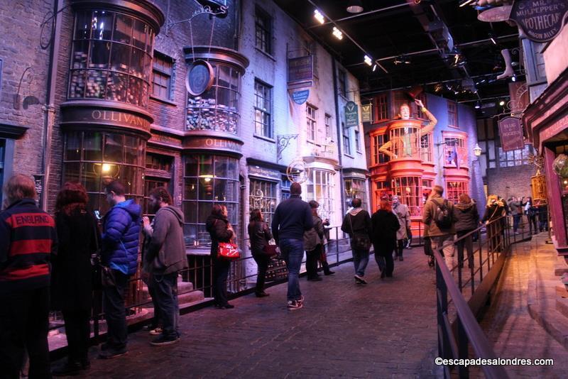 Harry Potter chemin de traverse