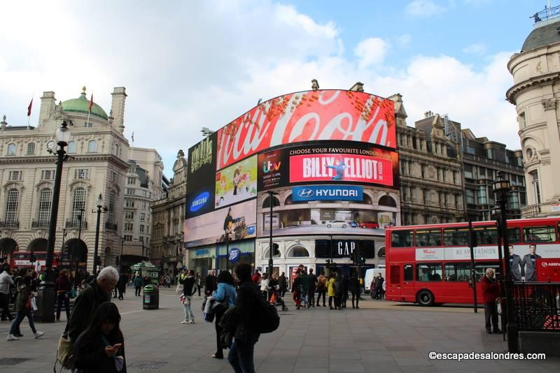 Harry Potter Piccadilly Circus