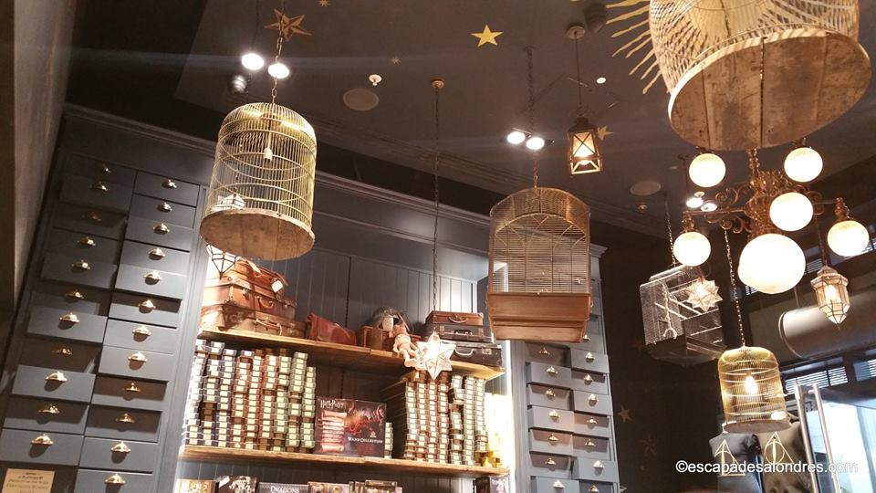 Harry Potter Platform Shop