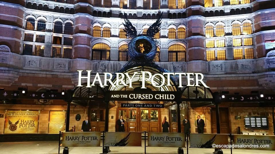 Harry Potter PotterHead Tour de Londres