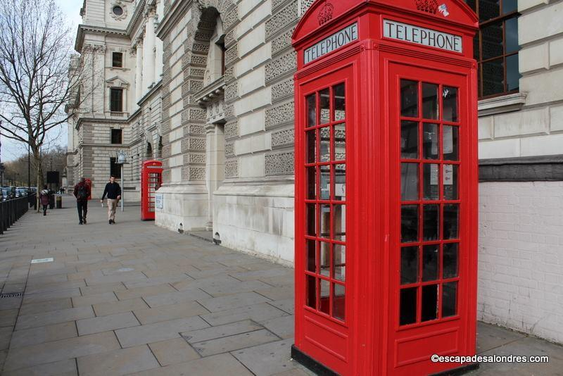 Harry Potter Red Phone Box