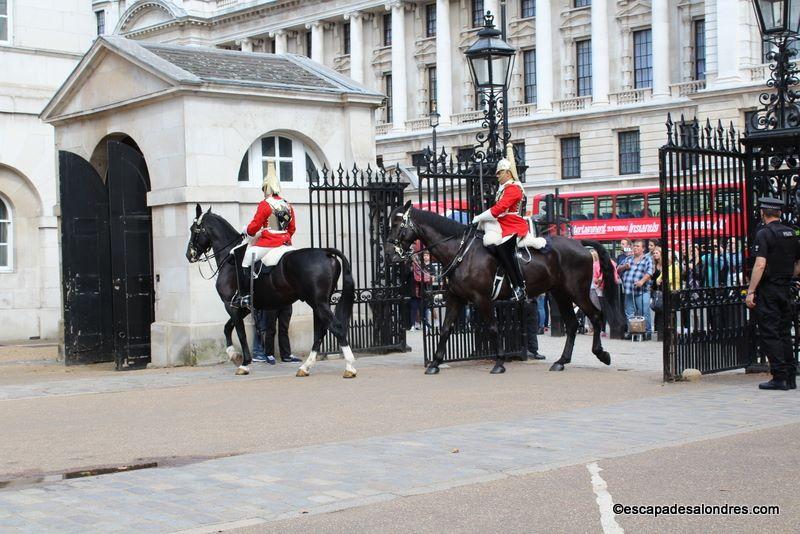 Horse Guard parade