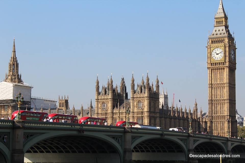Palais De Westminster Visite Du Siège Du Parlement Britannique