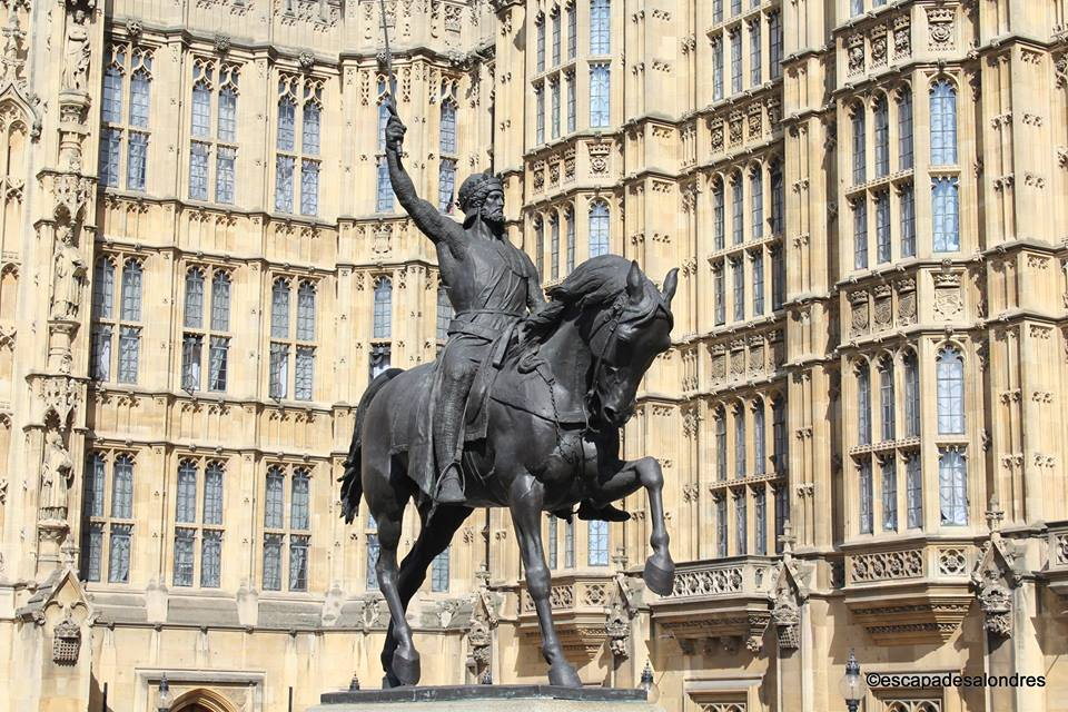 Houses of parliament londres