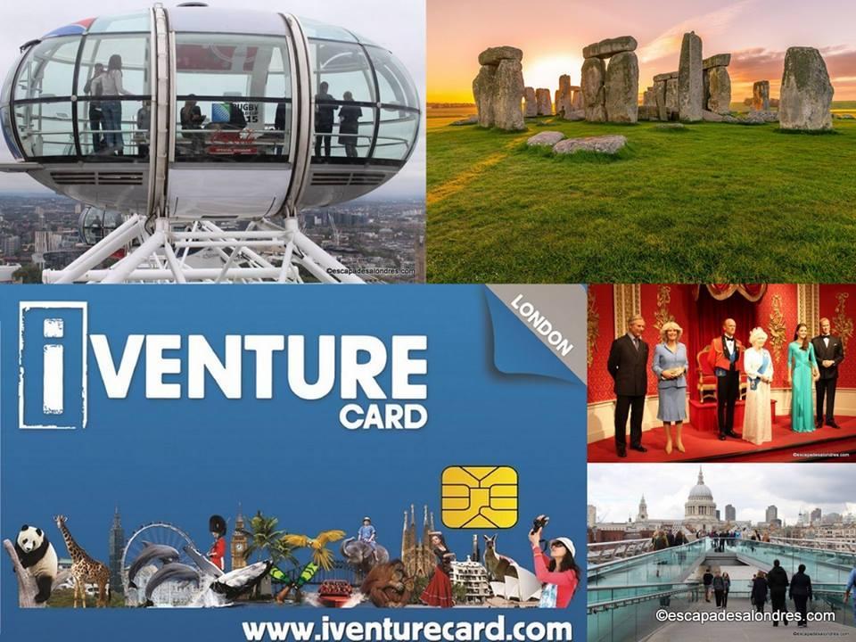 iVentureCard London