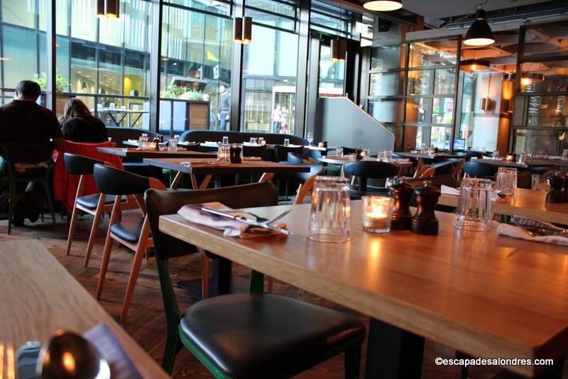 Jamie's Oliver italian London