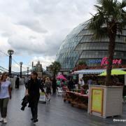 Juillet a Londres