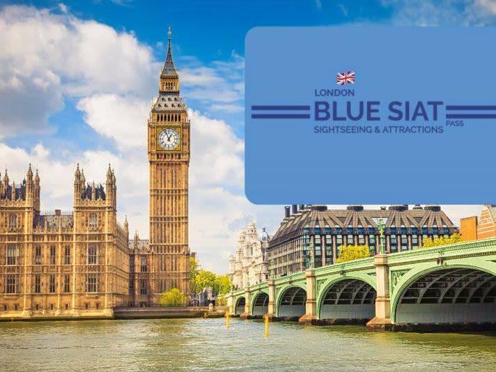 London blue siat pass